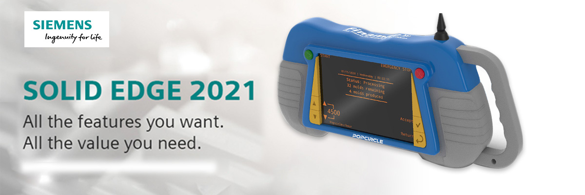 Siemens Solid Edge 2021 Virtual Launch