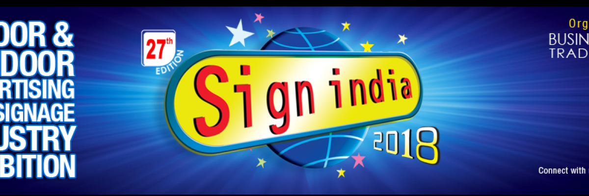 Sign India 2018