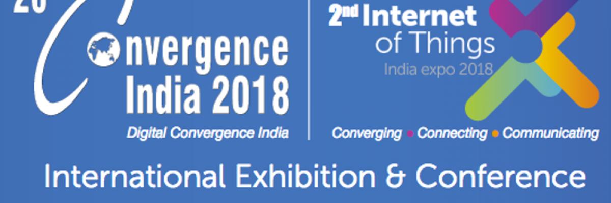Convergence India 2018