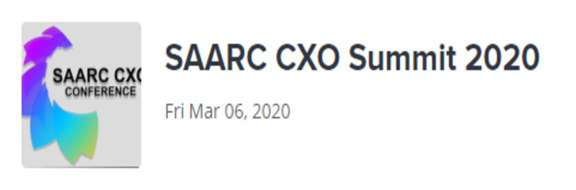 SAARC Startup Summit
