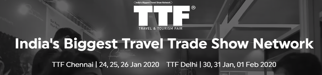 Travel & Tourism Fair-Bangalore (TTF)