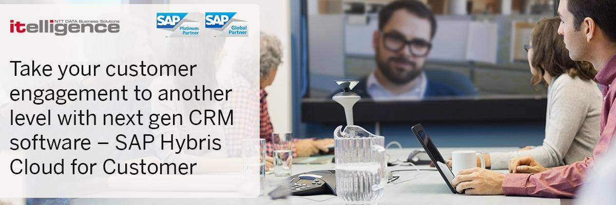 SAP C4C Webinar