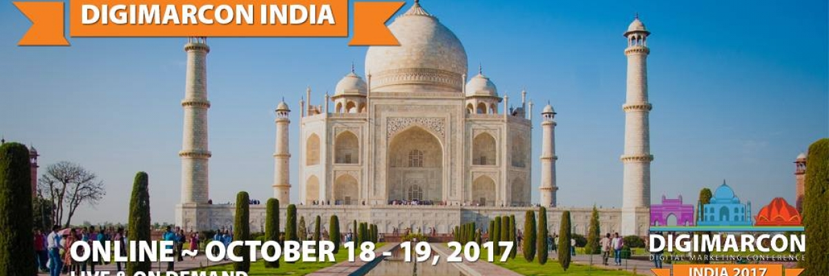 DIGIMARCON INDIA 2017 - Digital Marketing Conference