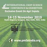 International Crop Science Conference & Exhibition