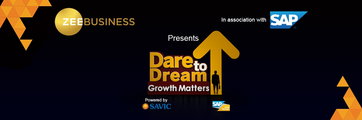 ZEE Business Dare To Dream Growth Forum   MyEventGateway