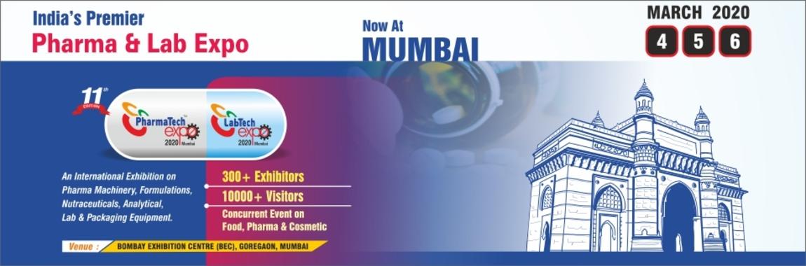 PharmaTech Expo (Pharma & Lab Expo)
