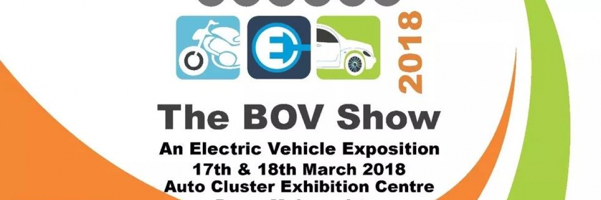 EV AUTO EXPOSITION 'THE BOV SHOW 2018