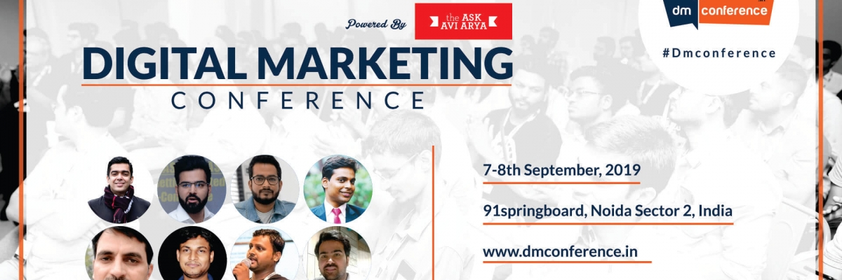 DM Conference - Digital Marketing event