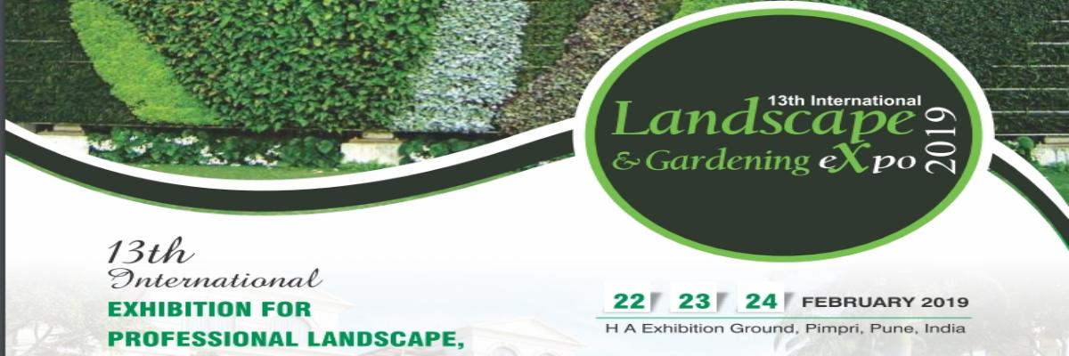 LandScape & Gardening Expo 2019