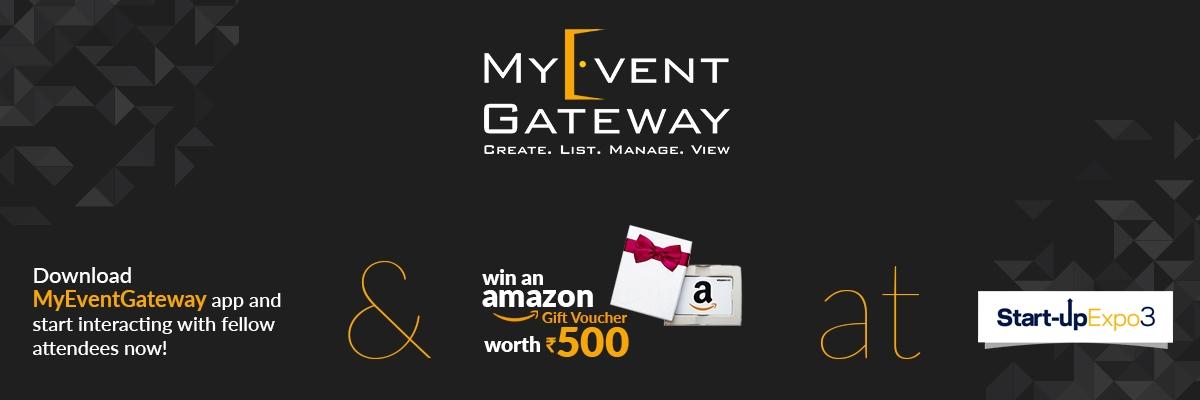Experience ZONE - MyEventGateway (StartUpExpo)