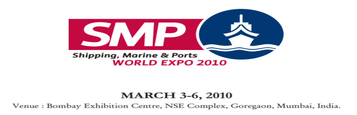 Shipping, Marine & Ports World Expo (SMP World Expo)