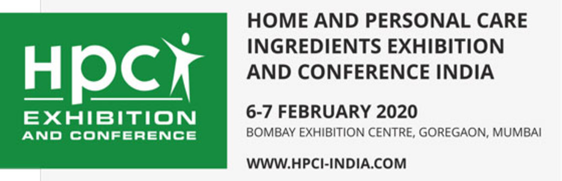 Home and Personal Care Ingredients Exhibition and Conference (HPCI)
